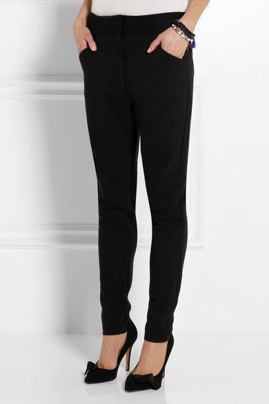 Etoile Isabel Marant  Kiana Cotton-Blend Track Pants