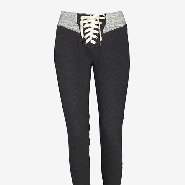 NSF Two Tone Lace Up Sweatpants