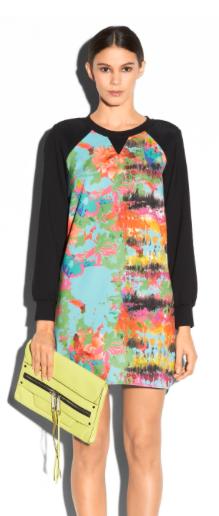 Milly  Sweatshirt Dress