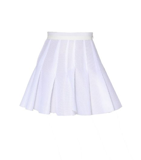 Aviu Techno Mesh Skirt