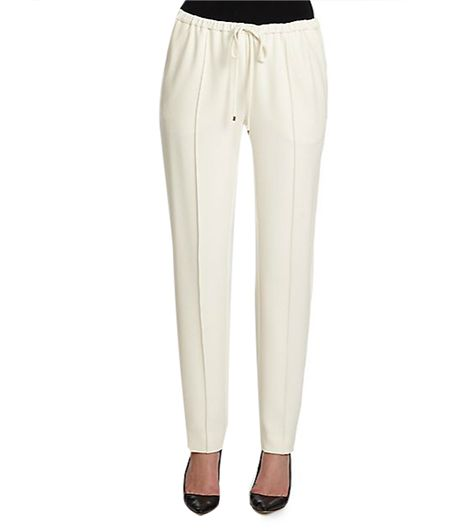Haute Hippie Slim Shady Crepe Pants