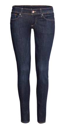 H&M  Super Skinny Super Low Jeans