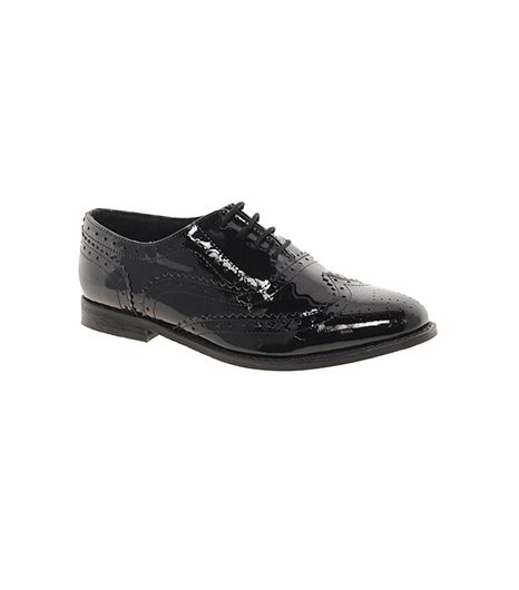 ASOS  Marky Leather Brogues