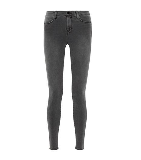 J Brand  J Brand Maria Photo Ready High-Rise Skinny Jeans