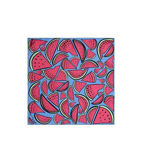 Anna Coroneo  Watermelon-Print Scarf