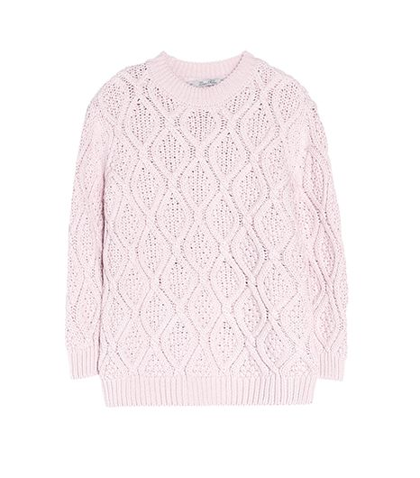Zara Zara Cable Knit Sweater