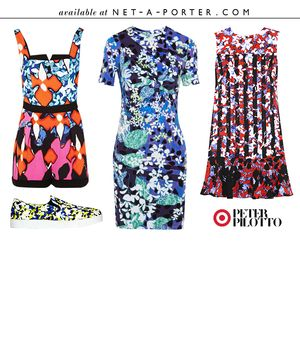 Hurry! Shop Peter Pilotto for Target on NET-A-PORTER