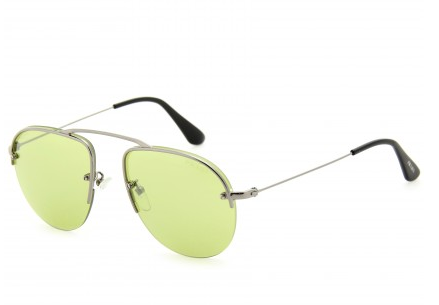 Prada Teddy Aviator-Style Sunglasses