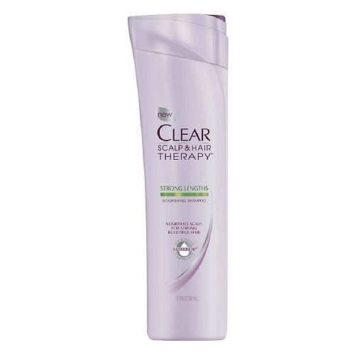 Clear Scalp and Hair Therapy Strong Lengths Shampoo