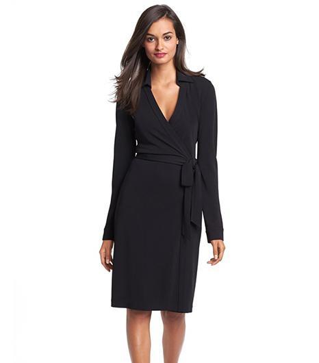 Diane von Furstenberg  New Jeanne 2 Jersey Wrap Dress