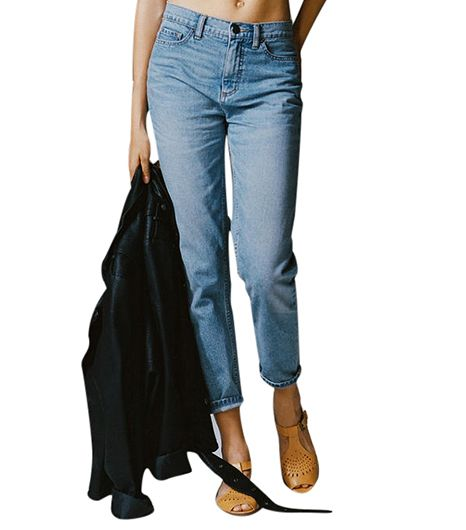 BDG BDG The Mom Jean- Lauren in Light Blue