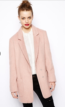 New Look  Boyfriend Coat