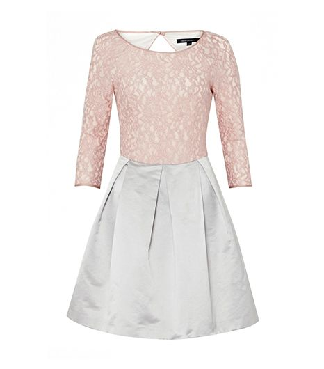 French Connection Summer Liana Lace Dress ($288)   Meet: your go-to tea party dress.