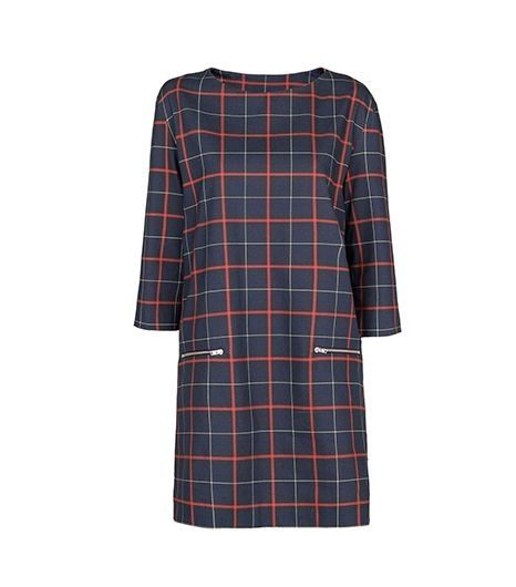 Mango College Style Shift Dress ($90)   If you fancy yourself the Alexa Chung-type, then go for this.