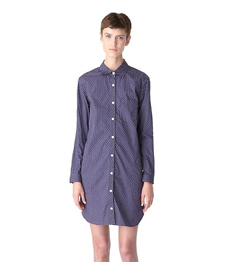 Steven Alan New Classic Shirtdress ($215)   Embrace the masculine qualities of a shirtdress in this tomboy-chic number.