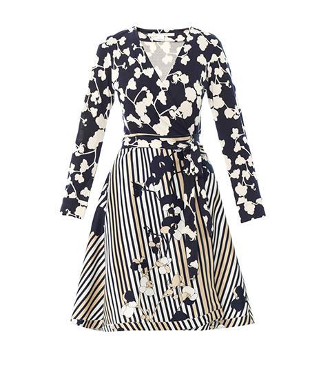 Diane Von Furstenberg Amelia Dress ($485)   If you're going to invest in one wrap dress, make it DVF.