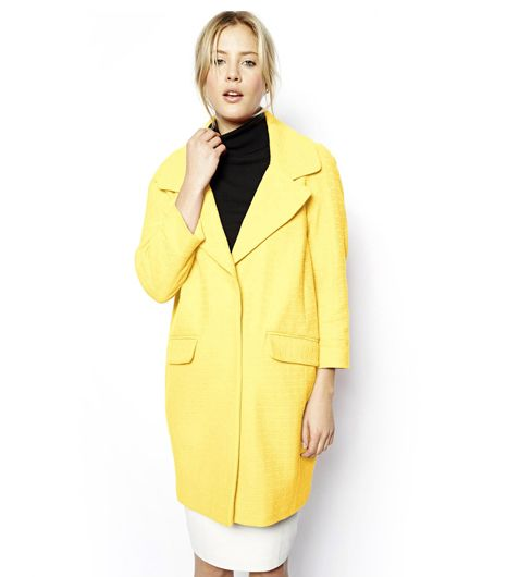 ASOS Textured Coat