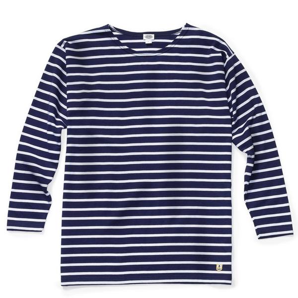 Armor Lux Beg Meil Stripe Shirt