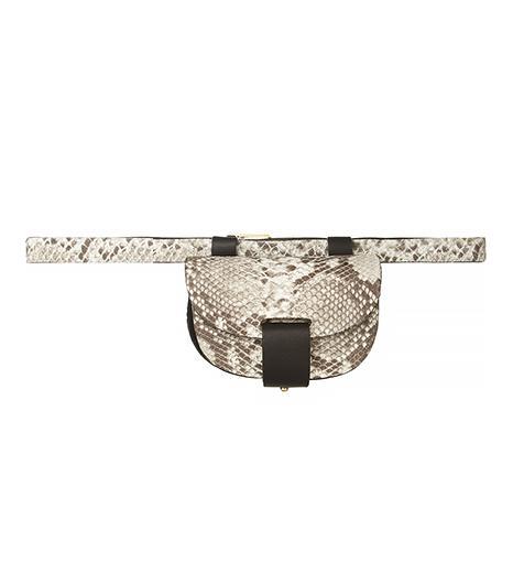 Newbark Newbark Eva Leather Belt Bag