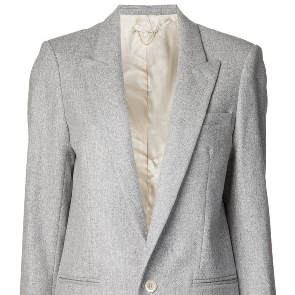 Vanessa Bruno Single Button Blazer