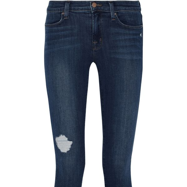 J Brand  Super Skinny Midrise Jeans