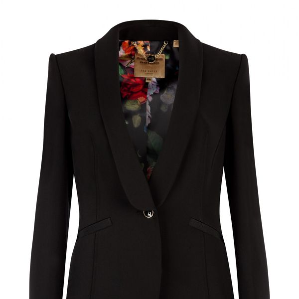 Ted Baker Eglan Crepe Suit Jacket