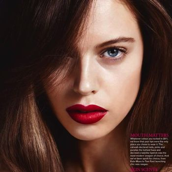 3 Ways To Make Your Pout Pop From Grazia UK