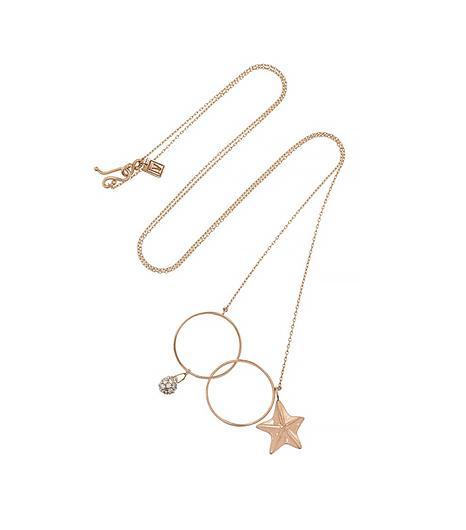 Inez and Vinoodh  Diamond Necklace