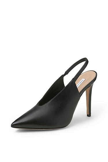 Diane von Furstenberg  Beauty Pointed Toe Slingback Heels