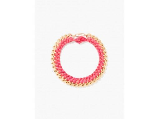 Aurélie Bidermann  Indian Pink Do Brasil Necklace