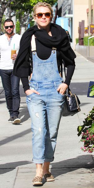 Julianne Hough's Must-Have Denim Overalls