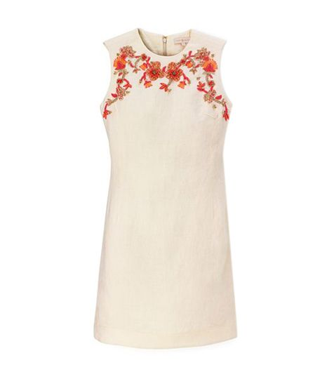 Tory Burch  Leona Sleeveless Dress