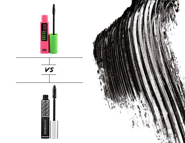 Can A Drugstore Favourite Live Up to the World's Top Prestige Mascara?