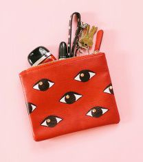 A Must-Try DIY Kenzo-Inspired Clutch