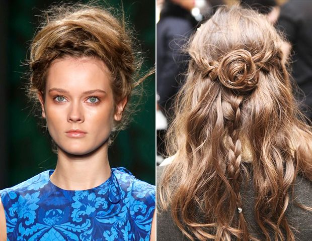 Weekend Dare: 3 Hairstyles to Try