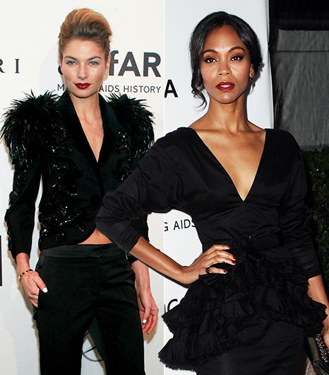 Style Spotlight: The Best Looks From The amfAR New York Gala