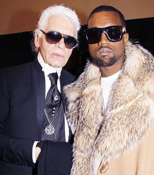 Who Said It? Karl or Kanye