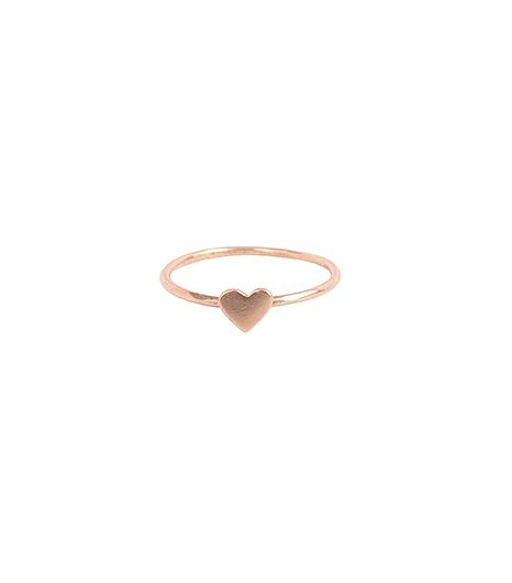 Catbird NYC Heart Memory Ring