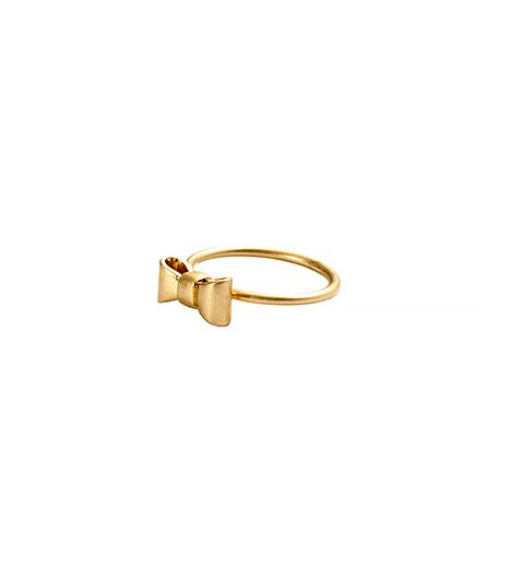 Madewell  Mini-Bow Ring