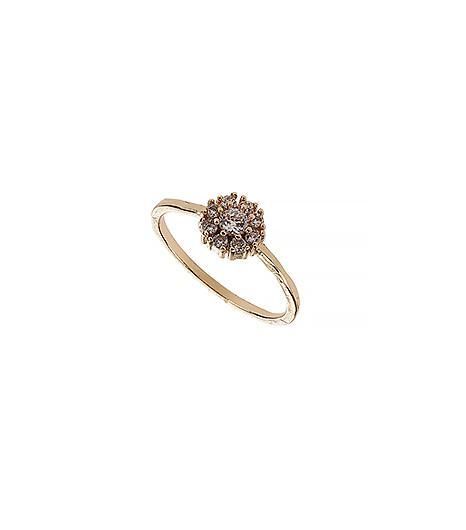 Topshop  Premium Dainty Flower Ring