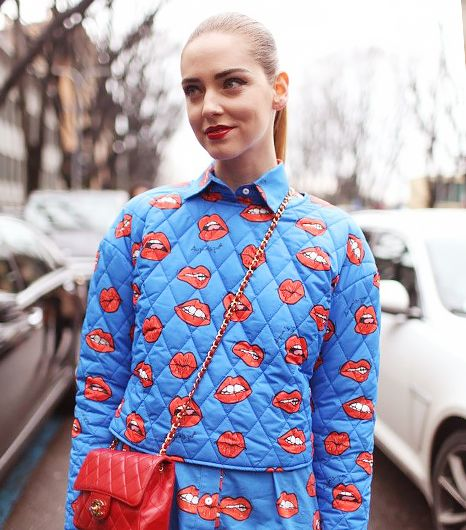 24 Incredible Street Style Snaps Inspired By Valentine's Day