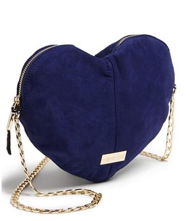 Deux Lux  Celestial Heart Crossbody Bag