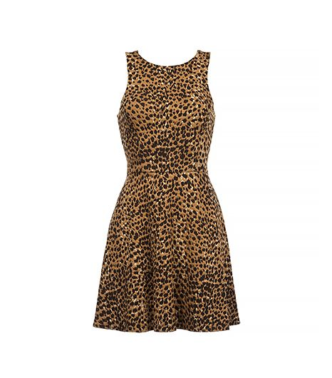 Mara Hoffman Leopard Circle Dress