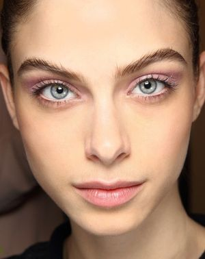 Backstage Beauty: Diane Von Furstenberg F/W 2014
