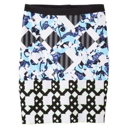 Peter Pilotto for Target  Pencil Skirt