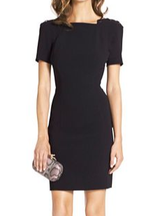 Diane Von Furstenberg  Lily Corset Detail Dress