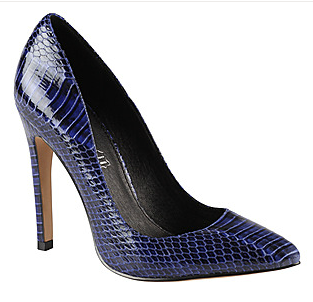 Aldo Frited Pumps
