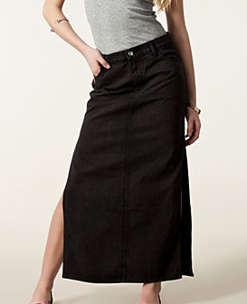Cheap Monday Avery Denim Skirt