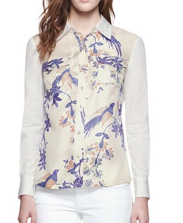 Tory Burch Katerina Shirt