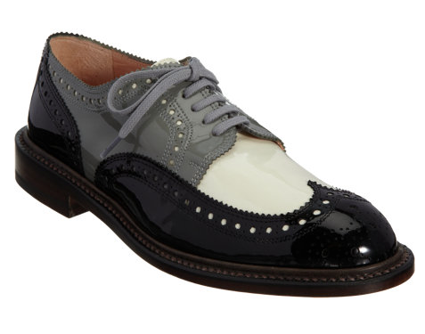 Robert Clergerie  Roelf Brogues